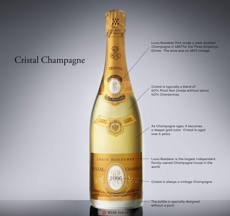 El champagne en Chile