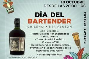 Día del Bartender Chileno V Región