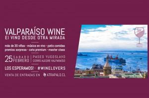 Valparaíso Wine 2017. El vino desde otra mirada